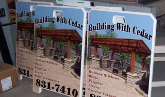 Commercial sign & graphics
