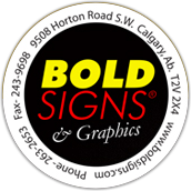 Bold Signs & Graphics
